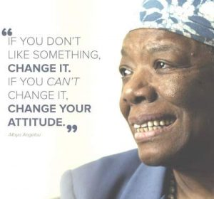 attitude quotes by maya angelou