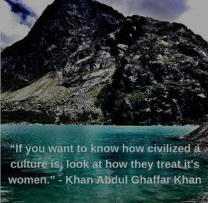 Bacha khan famous quotes