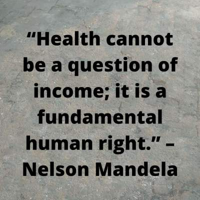 fundamental human right quotes by nelson mandela