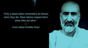 khan abdul ghaffar khan quotes