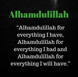 20 Alhamdulillah Quotes To Thank Allah Quotesdownload