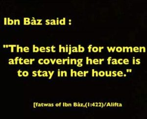 ibn baz quotes on hijab