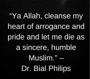 dua by dr bilal philips