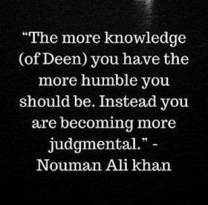 download humble quotes by nouman ali khan