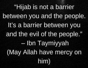 download ibn taymiyyah quotes on hijab