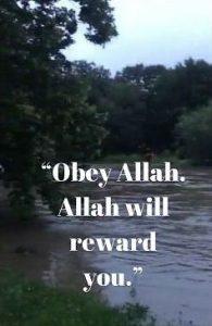 islamic sms english