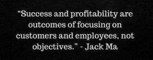 jack ma quotes on success