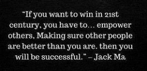 jack ma quotes on winning