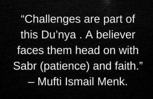 download mufti menk quotes on sabr with picture