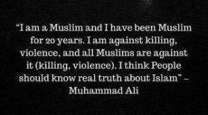 muhammad ali quotes on islam