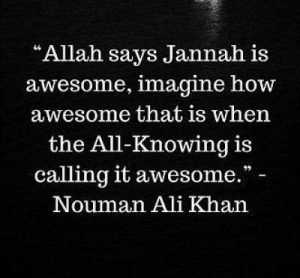 download quotes on jannah by nouman ali khan
