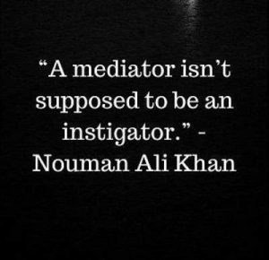 download quotes on mediator by nouman ali khan