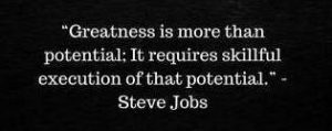steve jobs quotes on greatness