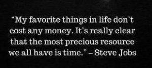 steve jobs quotes on money