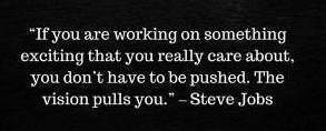 steve jobs quotes on working