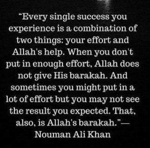 download success quotes by nouman ali khan