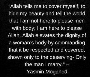 Yasmin Mogahed Quotes On Hijab