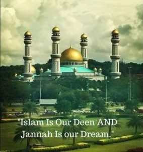 islam is-our deen