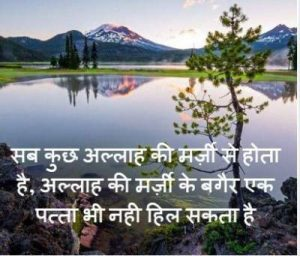 islamic quotes in hindi wallpapers