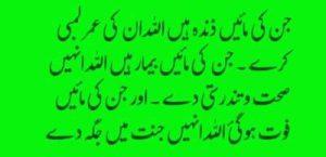 islamic status iin urdu