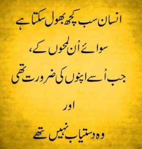 Status With Quotes In Urdu Quotesdownload