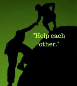 help each other status
