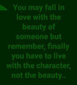 love characters