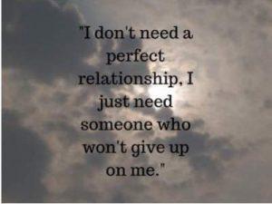 perfect relationship status