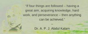 apj abdul kalam quotes quotes on achievement of goals