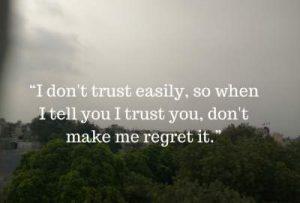 i trust you status quotes