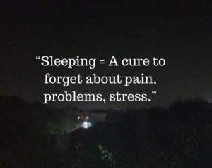 pain relief status