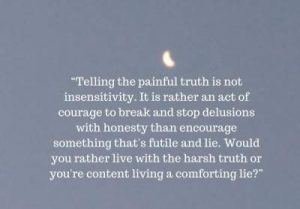 painful truth status quotes