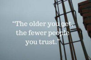status quotes on trust