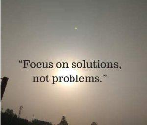 problem solving status