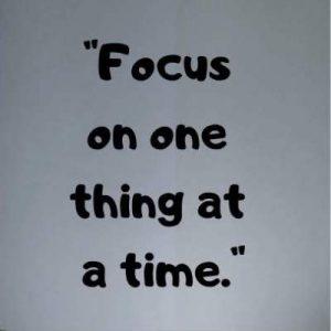 one(1) line status on success