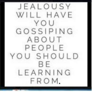 status quotes on jealousy