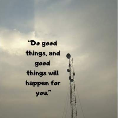 good deed status quotes