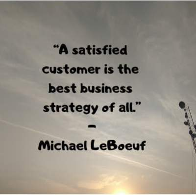 Business quotes by Michael LeBoeuf