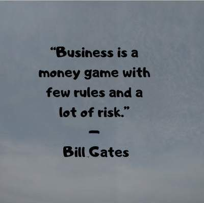 business quotes by Bill Gates