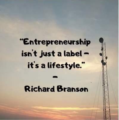 entrepreneurship life quotes