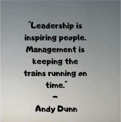 andy dunn quotes leadership