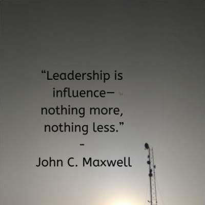 leadership quotes john maxwell