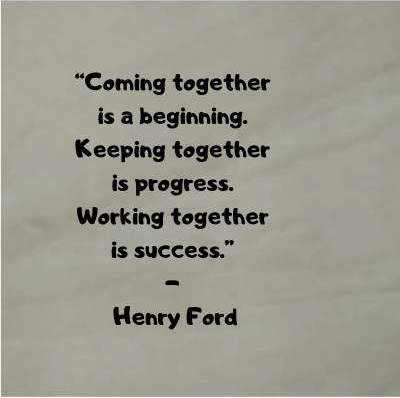 teamwork quotes by henry ford