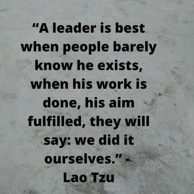 quotes on best leader