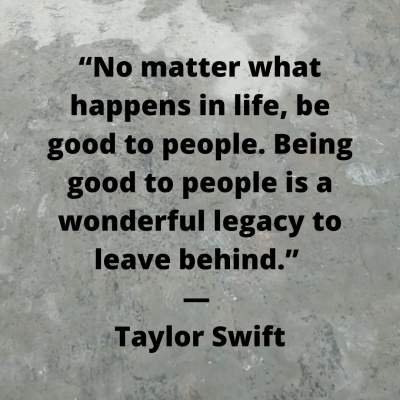 Life quotes by-taylor swift with image/picture