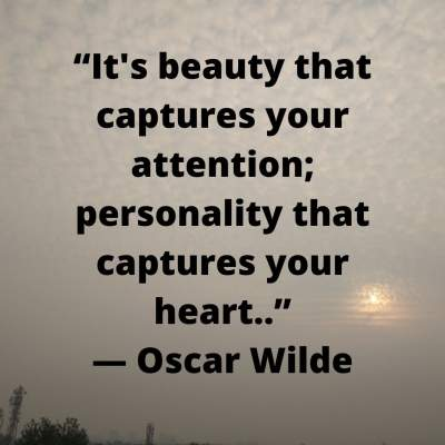 beauty personality quotes