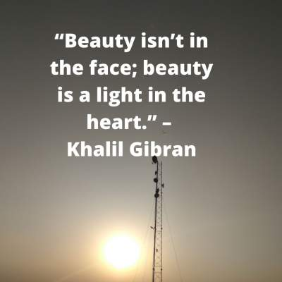 heart beauty quotes